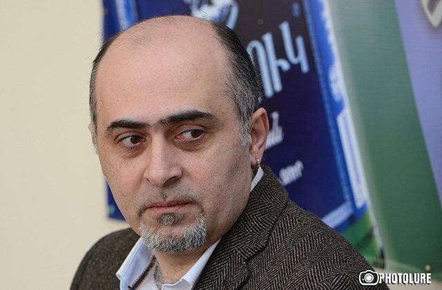 «Հայաստանի լրագրողները մտել են քաղաքական դաշտ»,-Սամվել Մարտիրոսյան
