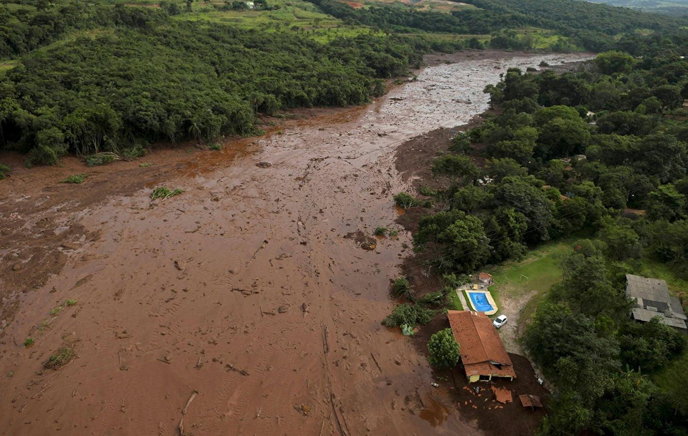 Բրազիլիայում ամբարտակի ճեղքման հետևանքով զոհվել է 40 մարդ