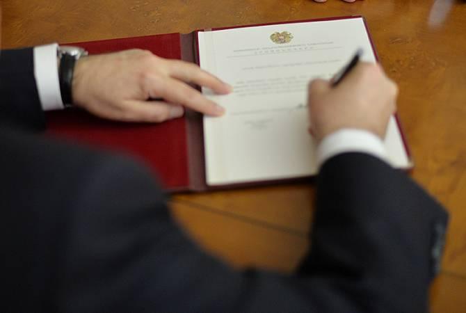 Արմեն Առստամյանը նշանակվել է ՀՀ ԶՈՒ ԳՇ գլխավոր վարչության ռազմավարական պլանավորման վարչության պետ