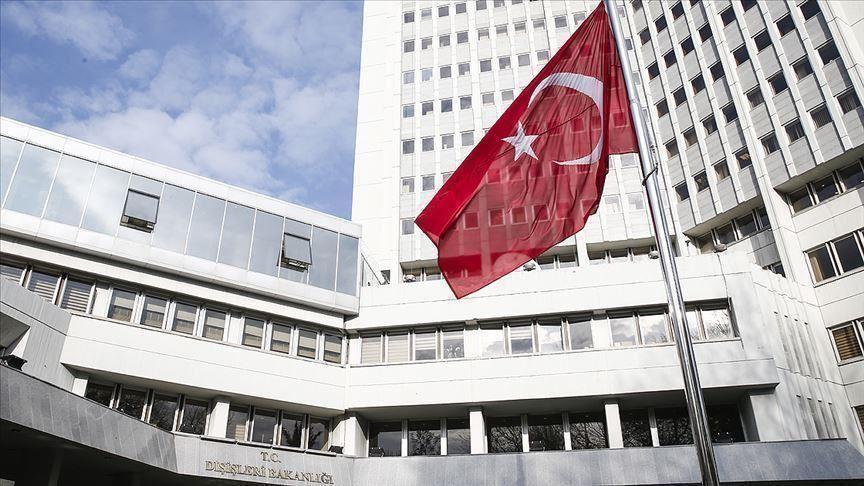 Թուրքիան արձագանքել է ԱՄՆ պատժամիջոցներին