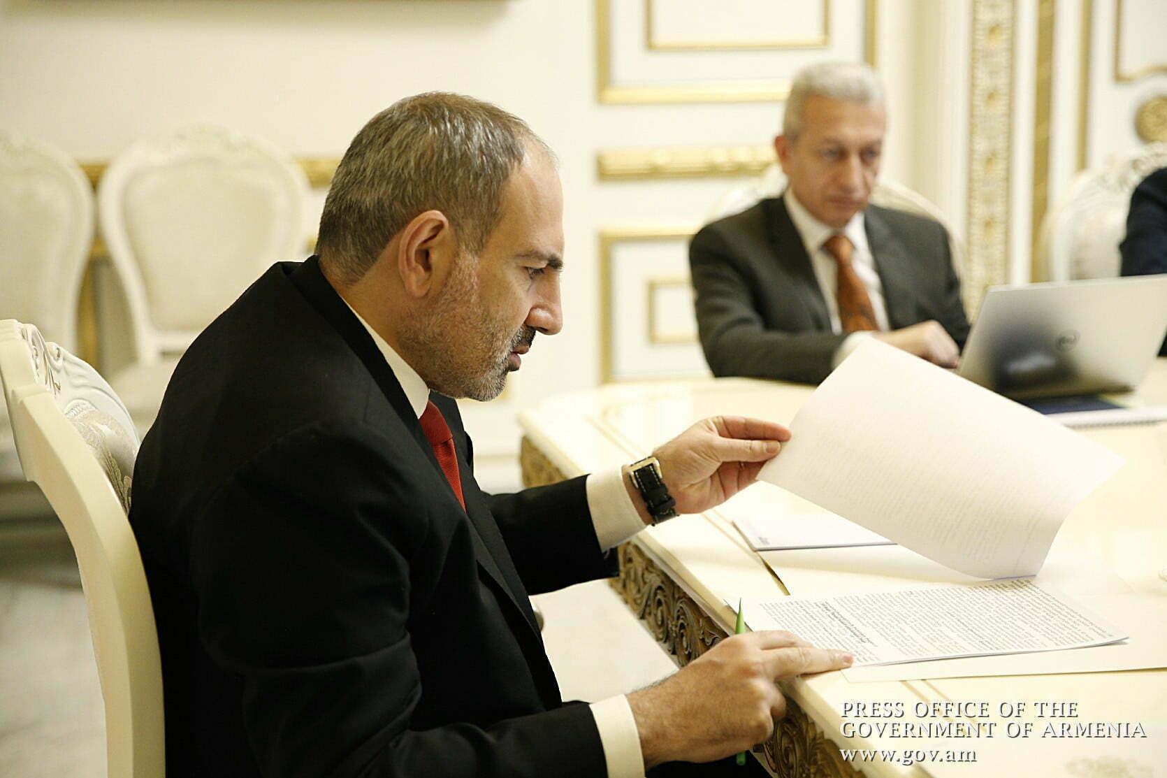 Շարունակվել են վարչապետի աշխատակազմի 2020 թ. ծրագրերի ու միջոցառումների վերաբերյալ քննարկումները