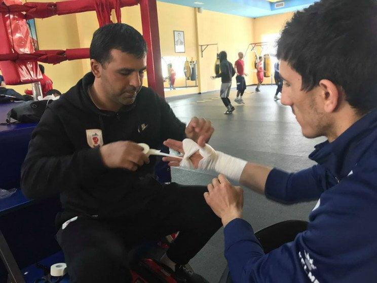 Բռնցքամարտի Հայաստանի հավաքականը նոր գլխավոր մարզիչ ունի