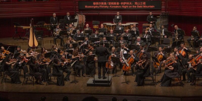 Հայաստանի ազգային ֆիլհարմոնիկը վերադարձել է Չինաստանի մեծ շրջագայությունից