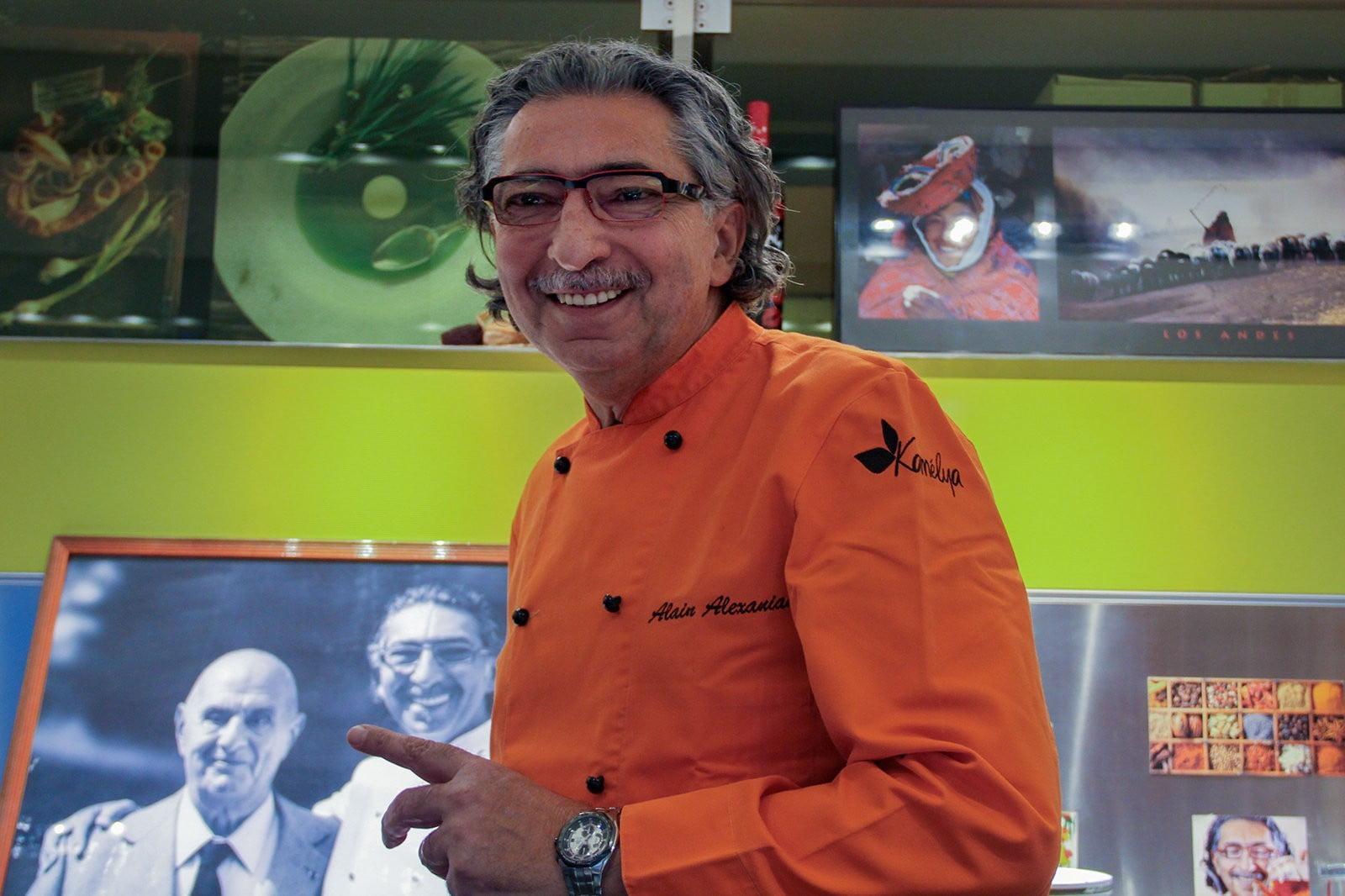 Ֆրանսիացի հայտնի խոհարարներն Արցախում վարպետաց դասեր կանցկացնեն