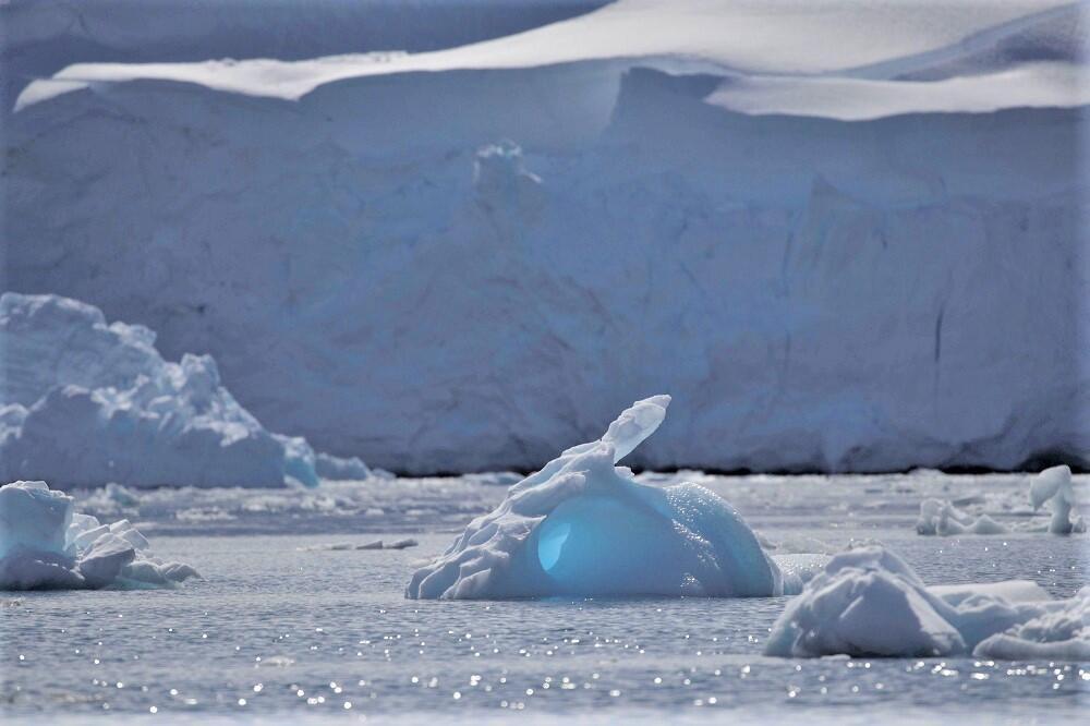 Անտարկտիկայում օդի ջերմաստիճանը առաջին անգամ բարձրացել է +20 աստիճանից․ Guardian