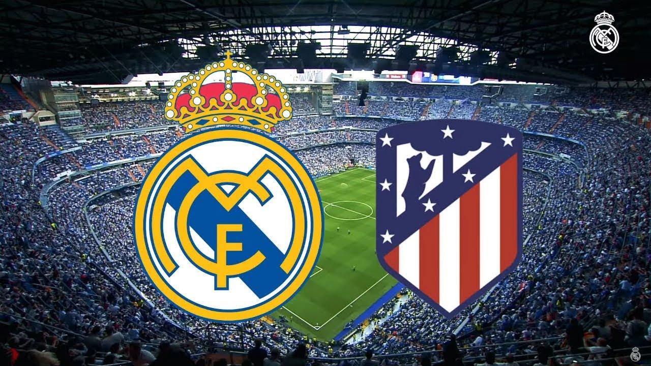 Ռեալ Մադրիդ - Աթլետիկո․ մեկնարկային կազմեր (ՈՒՂԻՂ ԵԹԵՐ)