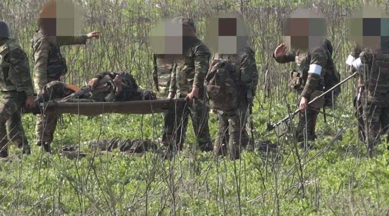 Ադրբեջանական կողմը տանում է իր դիերը (ՏԵՍԱՆՅՈւԹ) – Azat TV