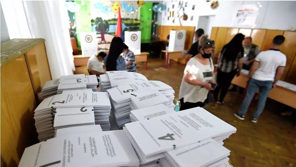 Armenia Voting